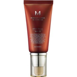 MISSHA ВВ-крем M Perfect Cover BB Cream #21 Light Beige 50мл