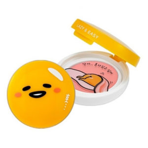 HOLIKA HOLIKA Желейно кремовые румяна Lazy & Easy Gudetama Jelly Dough Blusher