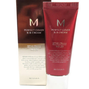 MISSHA ВВ-крем M Perfect Cover BB Cream #23 Natural Beige 20ml
