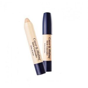Holika Holika  Консилер стик Cover & Hiding Stick Concealer #02 Natural Beige
