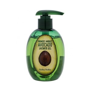 Holika Holika Гель для душа с экстрактом авокадо Farmer's Market Avocado Shower Gel