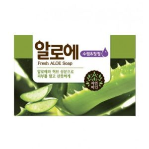 MUKUNGHWA Soap Мыло алоэ для тела Fresh Aloe Soap