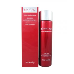 SECRET KEY Тоник для лица с пептидом змеиного яда SYN-AKE Anti Wrinkle & Whitening Toner